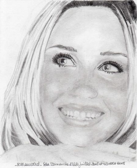 Amanda Bynes by joey7lindley